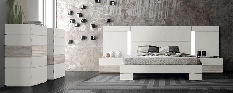 Dormitorios de matrimonio nueva colecci n eos for Dormitorios modernos precios