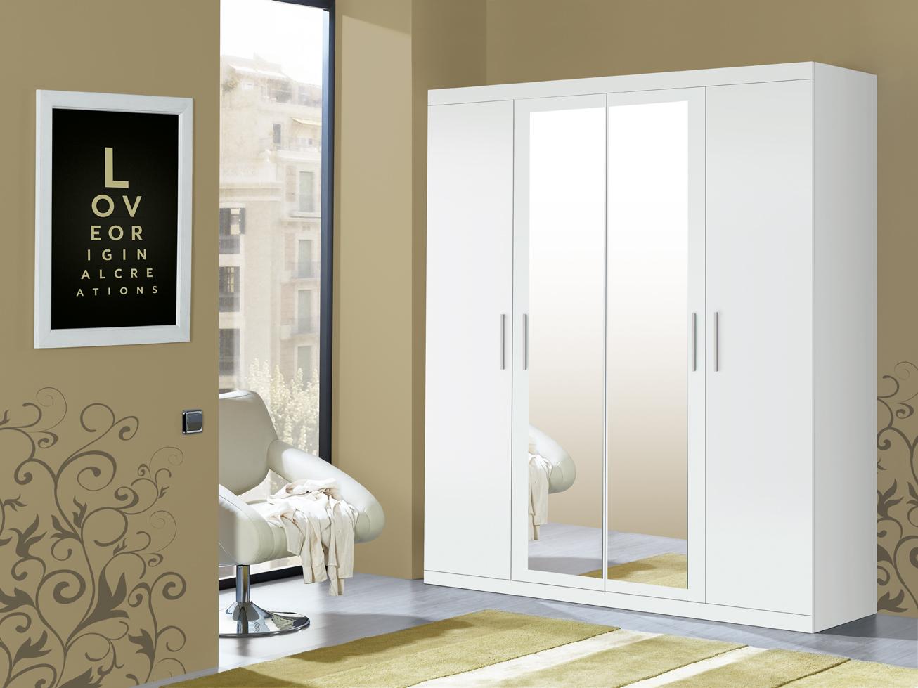 Muebles paco caballero ofertas del mueble for Habitaciones con muebles blancos