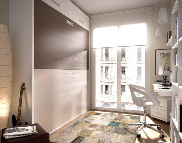 Muebles paco caballero dormitorio juvenil - Dormitorios juveniles camas abatibles ...