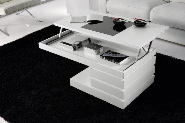 Muebles paco caballero mesas de comedor y sillas - Mesas centro salon ...