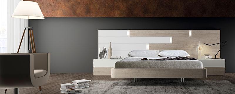 Dormitorios de matrimonio nueva colecci n eos for Muebles caballero murcia