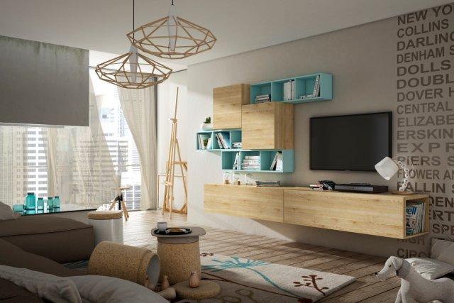 Muebles paco caballero muebles de comedor for Muebles de salon nordicos