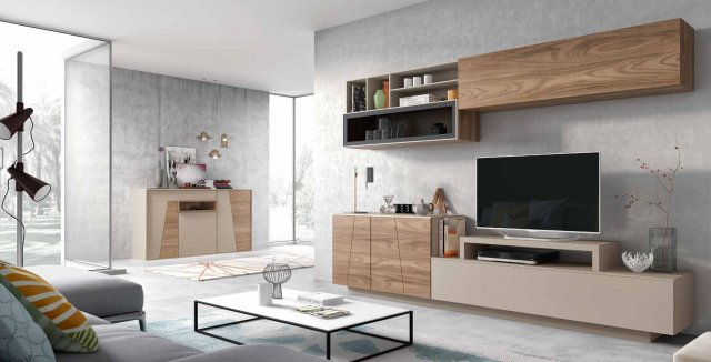Muebles paco caballero muebles de comedor for Muebles salon modernos