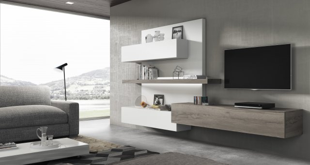 Showroom for Muebles salon colgados