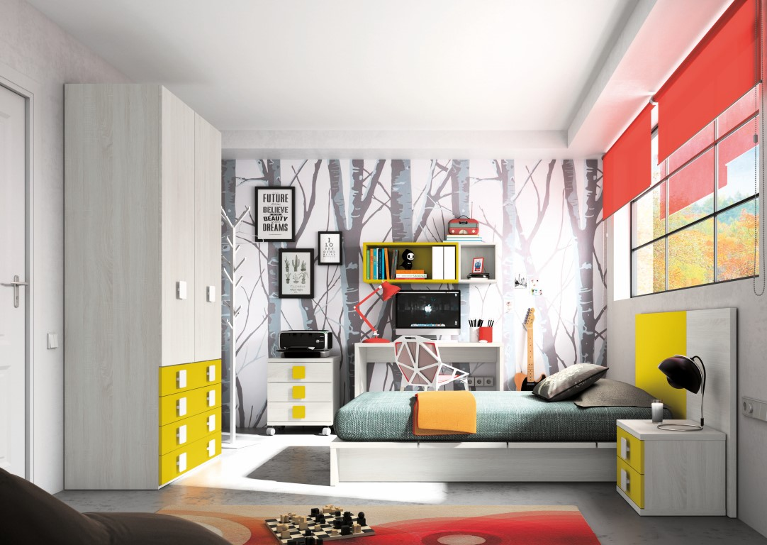 Muebles paco caballero dormitorio juvenil - Muebles paco caballero ...