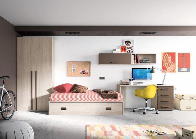 muebles paco caballero dormitorio juvenil