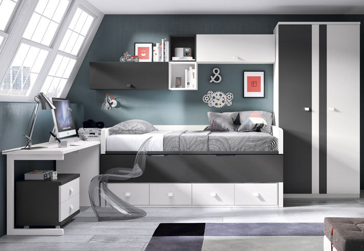 decoracion dormitorio juvenil chico elegant ms with