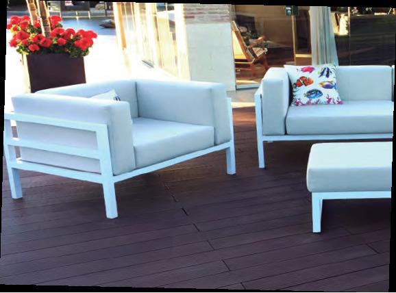 Muebles Jardín y Terraza