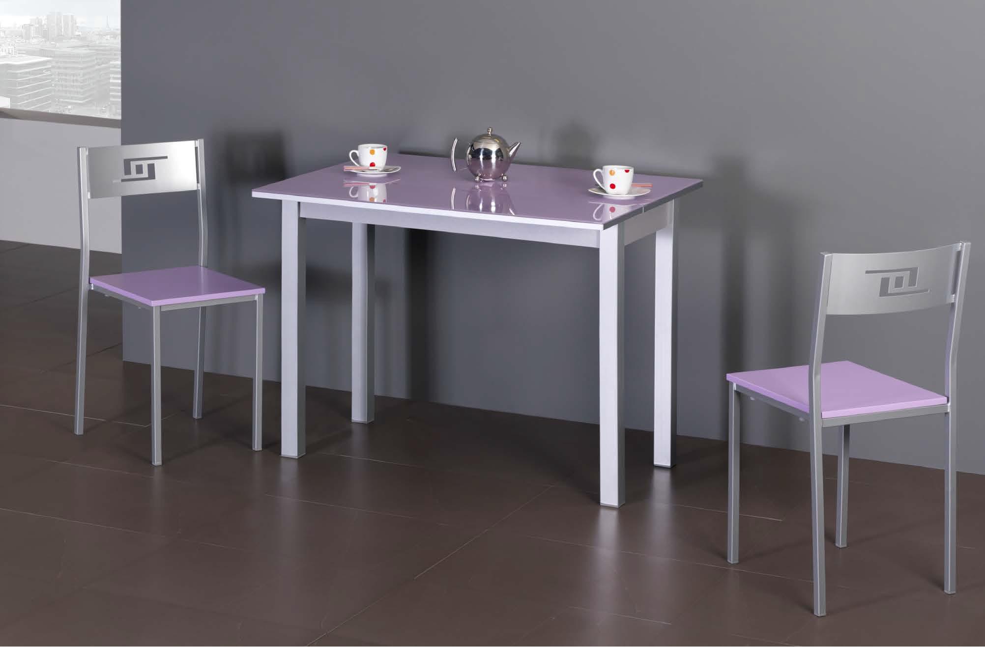 Mesas y sillas de cocina