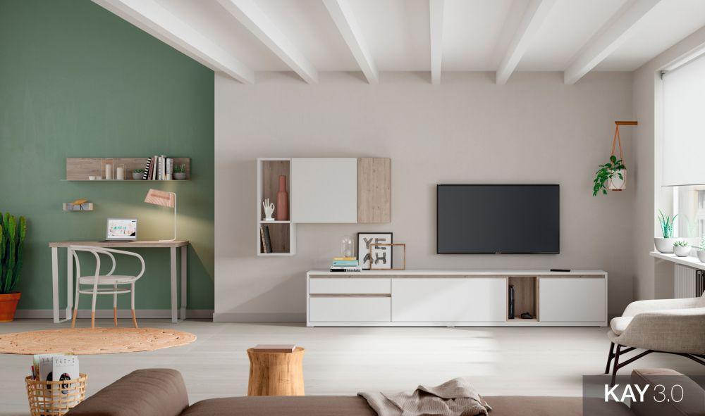 Salones Modernos Kay 3.0