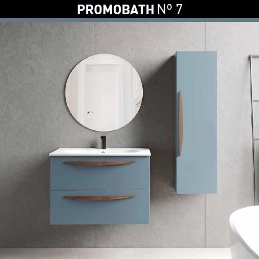 Muebles de baño Promobath 7