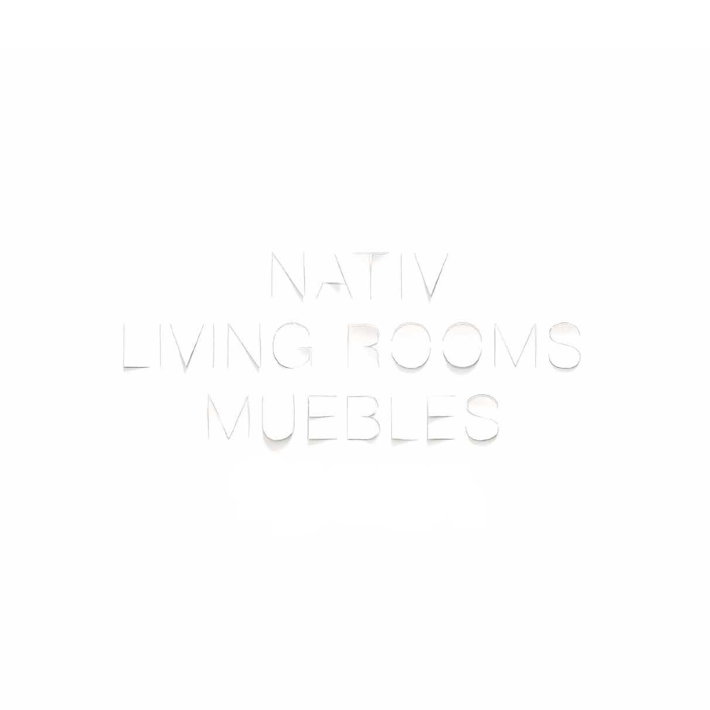 Muebles de Salón Nativ