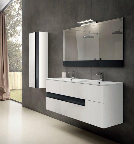 Baño ordenado - Muebles Paco Caballero