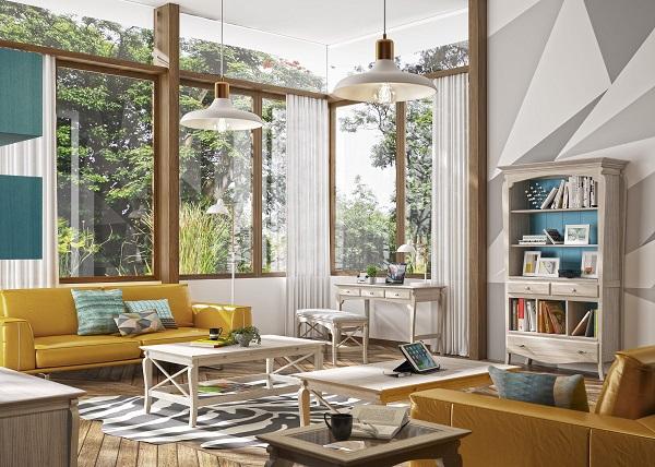 Ideas fáciles para decorar tu salón